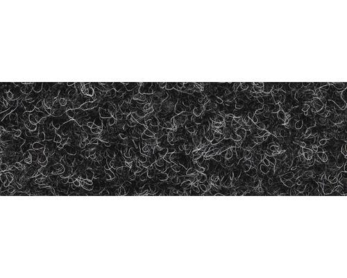 Gazon synthétique Wimbledon avec drainage anthracite largeur 400 cm (marchandise au mètre)
