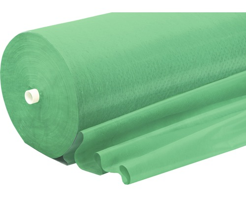 Feutre géotextile non-tissé Supergrow Windhager 150 x 2 m20 g/m² vert au mètre