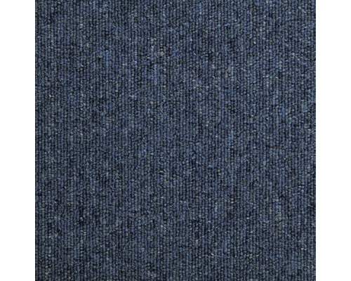 Teppichfliese Arizona dunkelblau 50x50 cm