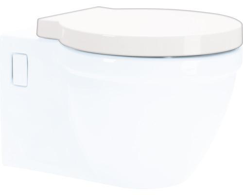Abattant WC Nau blanc