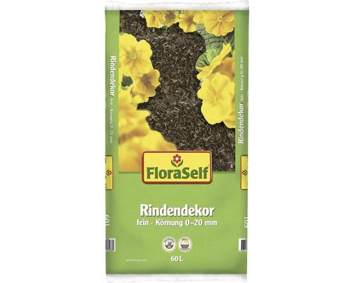 Rindendekor FloraSelf fein 0-20 mm 60 L