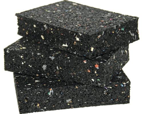 Support de structure noir 90x60x20 mm 12 unités