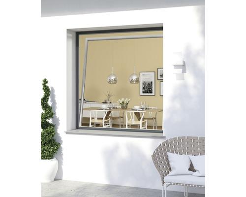 Cadre moustiquaire pour fenêtre EXPERT anthracite 100x120 cm