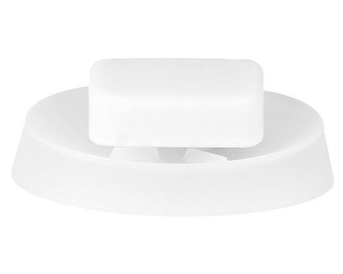 Porte-savon blanc Spirella