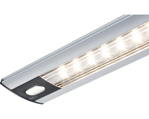Éclairage d''armoire LED TriX 1x4.5W 465 mm alu mat/noir 70398