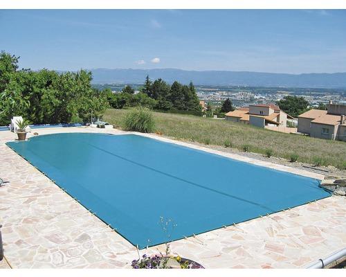 Bâche de recouvrement de sécurité 580mm pour piscine - Fabrication sur mesure