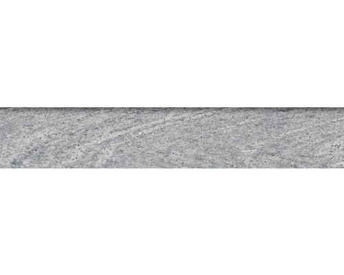 Socle Sahara gris 8x45 cm