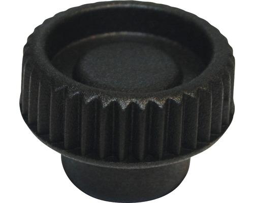 Écrou moleté Ø 26 mm M6, 20 unités