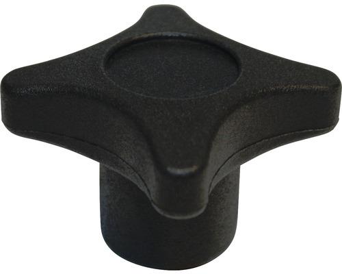 Écrou avec poignée croisillon Ø 40 mm M6, 20 unités