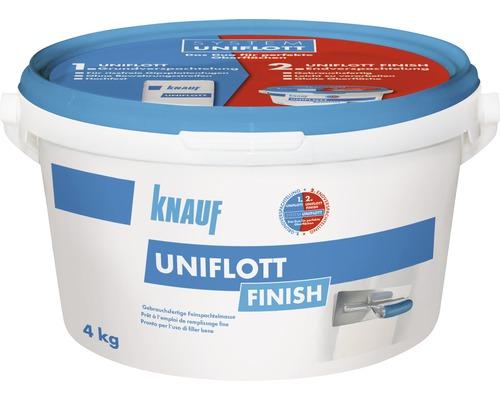 Enduit KNAUF Uniflott Finish 4 kg
