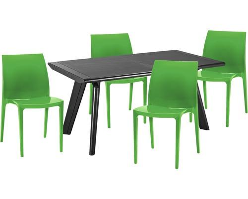 jardin gartenm bel kunststoff my blog. Black Bedroom Furniture Sets. Home Design Ideas