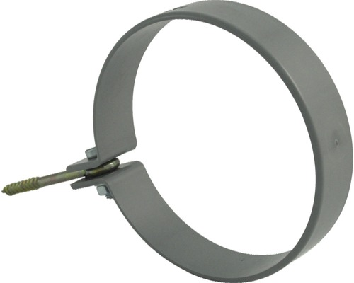 Collier pour tube Marley diamètre nominal 75mm gris pack = 2 unités