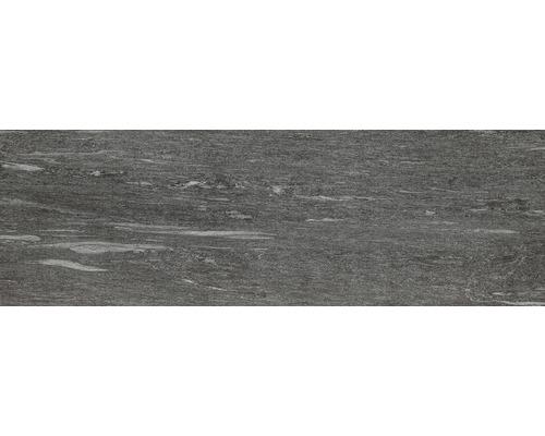 Carrelage de sol Graubünden anthracite 40x120x2cm
