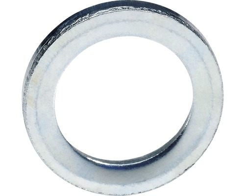 Bague d''écartement, galvanisée 10/15 mm, 20 pièces