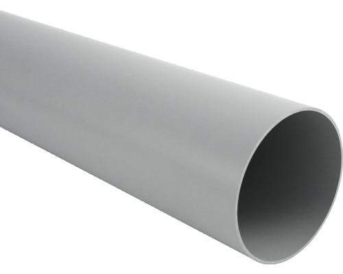 Tuyau de descente Marley diamètre nominal 53mm gris longueur: 1,00m