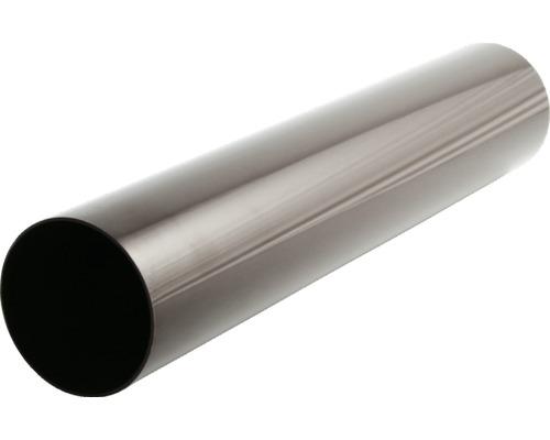 Tuyau de descente Marley diamètre nominal 53mm marron longueur: 1,00m
