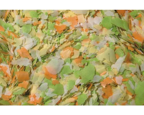 Nourriture pour poissons de bassin dobar en flocons mélange, 750g