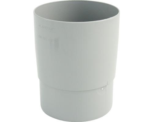 Manchon de tuyau 75mm gris