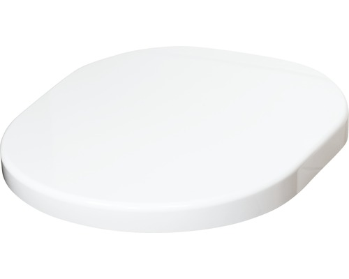 Abattant Tonic blanc avec frein de chute