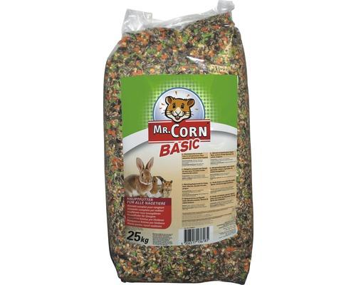 Hauptfutter Mr. Corn für Nager, 25 kg