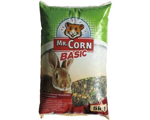 Nourriture pour lapin nain Mr. Corn, 5kg