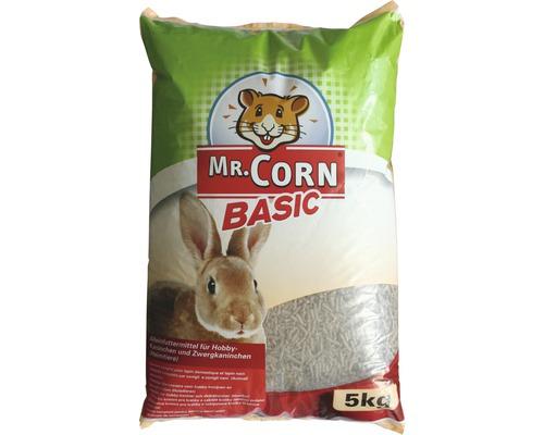 Nourriture pour lapin Mr. Corn, 5kg