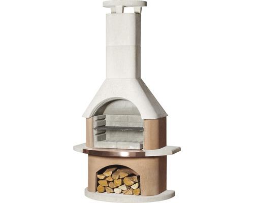 Barbecue cheminée Buschbeck San Remo, 54 x 34 cm