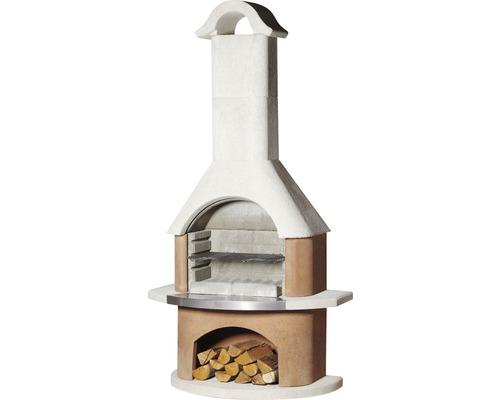 Barbecue cheminée Buschbeck Davos, 54 x 34 cm