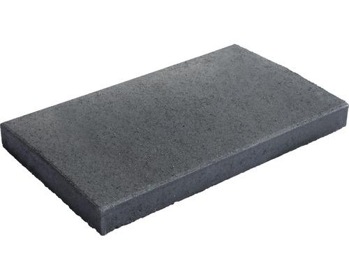 Dessus de muret Eleganca anthracite 48x28x4-4,5cm