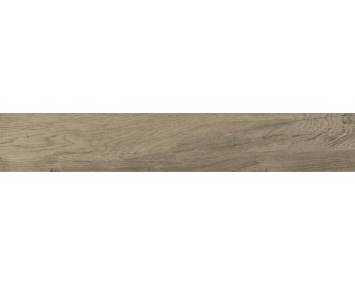 Carrelage de plinthe Ligno beige 6x60 cm