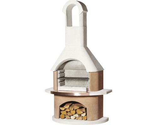 Barbecue cheminée Buschbeck Toscana, 54x34cm