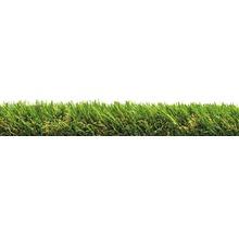 Gazon synthétique Utah avec drainage vert largeur 200cm (marchandise vendue au mètre)-thumb-2