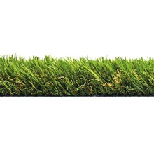 Gazon synthétique Utah avec drainage vert largeur 200cm (marchandise vendue au mètre)-thumb-3