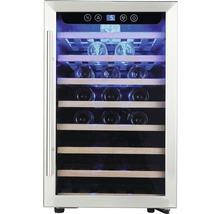 Weinkühlschrank PKM WKS52A BxHxT 49.5 x 84 x 58 cm Kühlteil 120 l für 52 Stück Flaschen-thumb-2