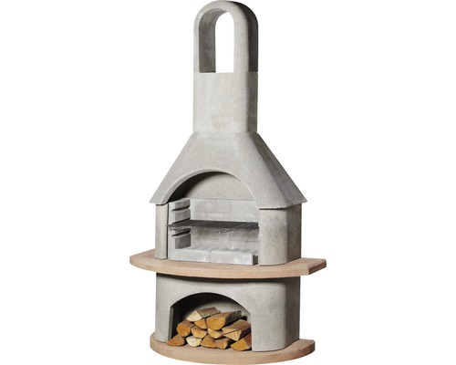 Barbecue cheminée Buschbeck Carmen, 54x34cm