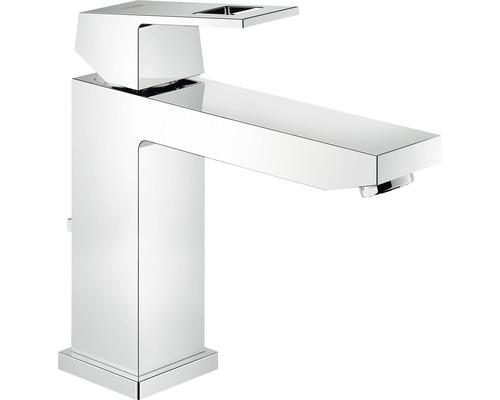 Mitigeur de lavabo GROHE Eurocube M-Size 23445000 chrome