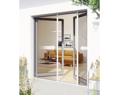 Store Moustiquaire Pour Porte Plissé EXPERT Blanc X Cm - Moustiquaire pour porte