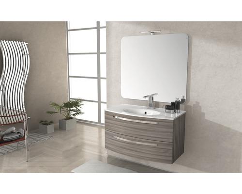 ensemble de meubles de salle de bains eek stella 100 cm mélèze ... - Meuble Salle De Bain Luxembourg