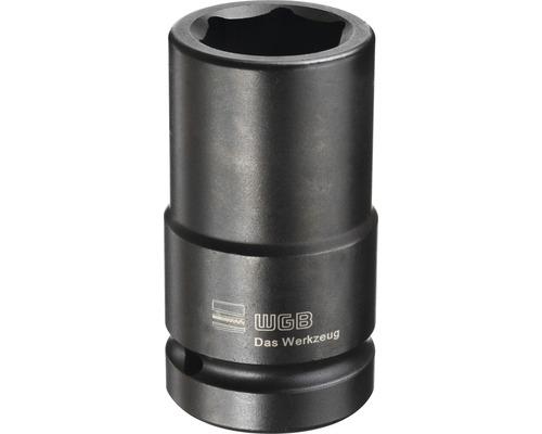 """1/2"""" Kraft-Steckschlüssel-Einsatz WGB, 8 mm, 6-kant, DIN 3129"""