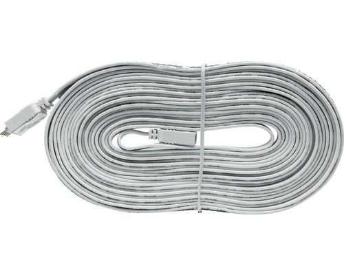 Câble de connexion MaxLED 5 m blanc 24V