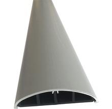 Tehalit Conduit de câble 18x75 mm, 2 m gris-thumb-1