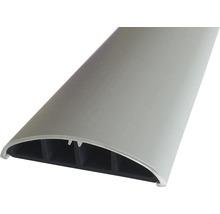 Tehalit Conduit de câble 18x75 mm, 2 m gris-thumb-0