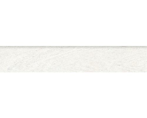 Socle Sahara blanc 8x45 cm