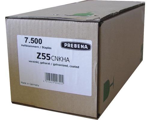 Agrafes Prebena Type Z55CNKHA 7 500 pcs