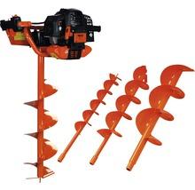 Erdbohrer Set Fuxtec FX-EB152 inkl. Bohrer 100, 150, 200 mm-thumb-7