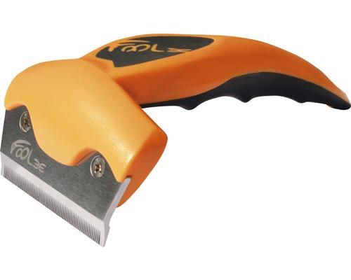 Étrille Follee One M complète, orange