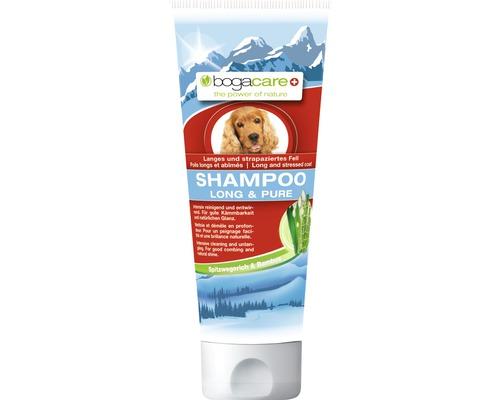 Shampooing pour chiens bogacare® Long & Pure, 200ml