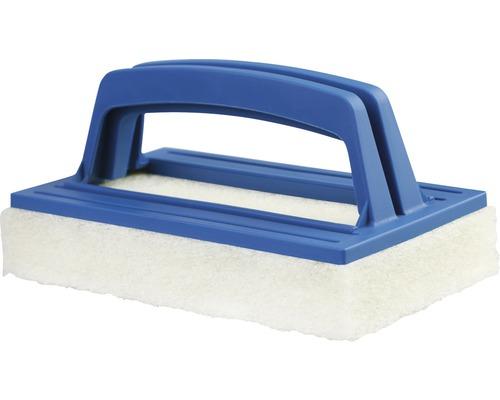 Brosse spéciale de nettoyage des bords