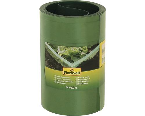 Barrière anti-limaces FloraSelf® hauteur 20 cm, longueur 14 m verte