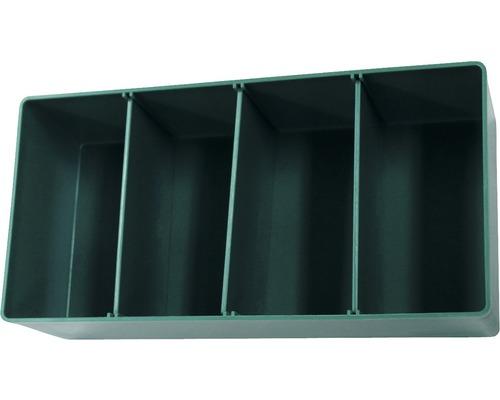 Boîte Hitachi avec 4 séparations pour coffre à outils HSC
